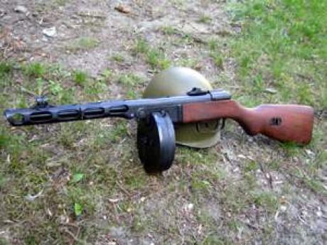 Nejlepší ruska zbraň